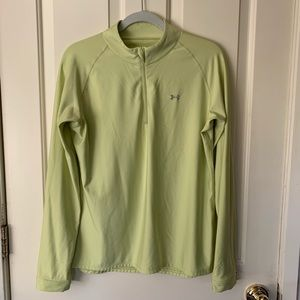 Under Armour Women's 1/4 Zip Pullover XL
